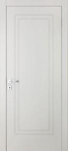 דלתות גמר צבע מסגרת כפולה